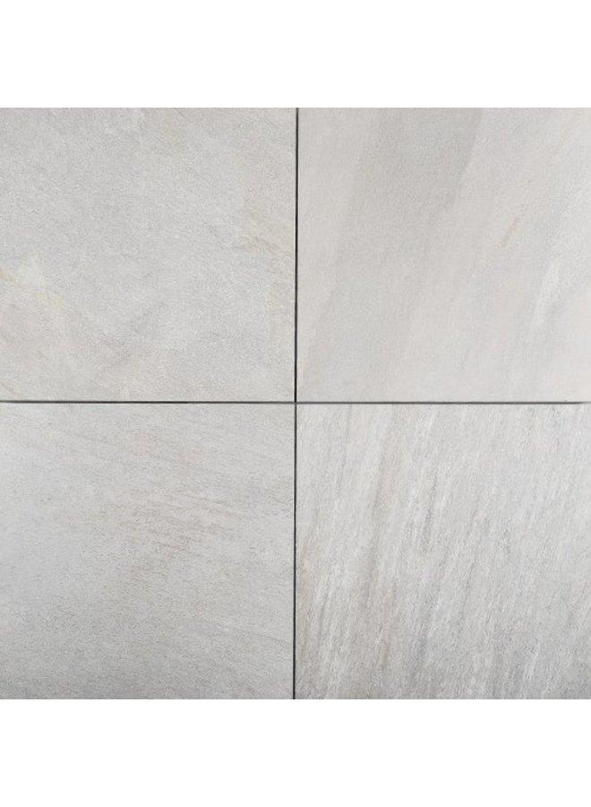 Cera4Line Mento Cuarcita Gris 60x60x4 cm (prijs per tegel)