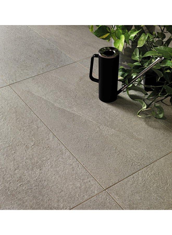 Ceramica Lastra Klif Silver 90x90x2 cm (prijs per tegel)