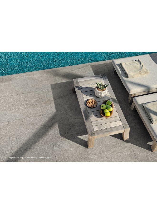 Ceramica Lastra Klif Grey 90x90x2 cm (prijs per tegel)