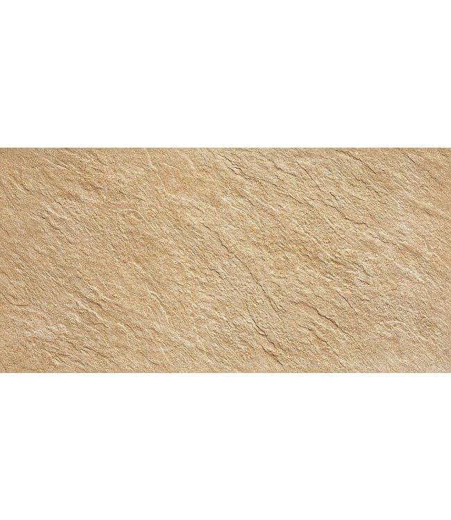 Gardenlux Ceramica Lastra Trust Gold 60x120x2 cm (prijs per tegel)