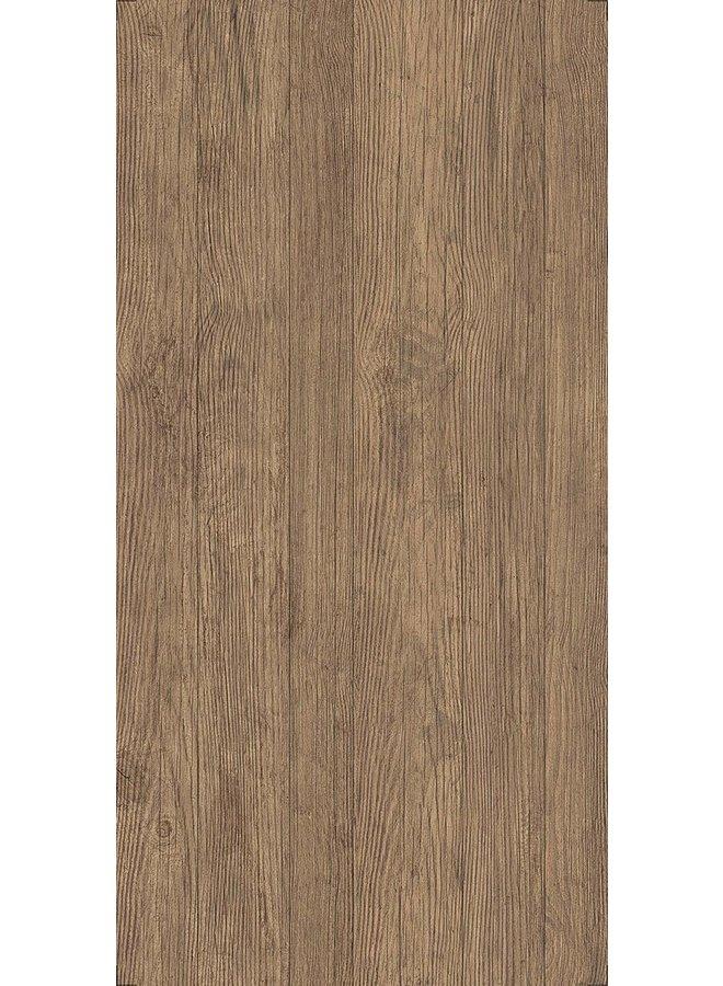 Ceramica Lastra Axi Brown Chestnut 45x90x2 cm (prijs per tegel)