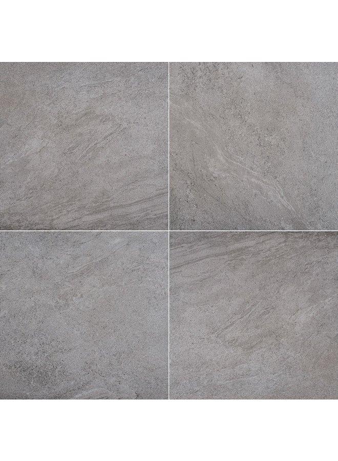 Ceramica Lastra Block Grigio 60x60x2 cm (prijs per tegel)