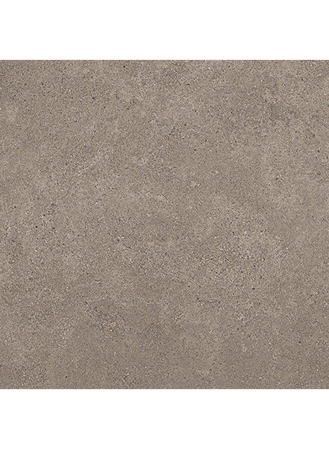 Ceramica Romagna Whisper Greige 60x60x2 cm (prijs per tegel)