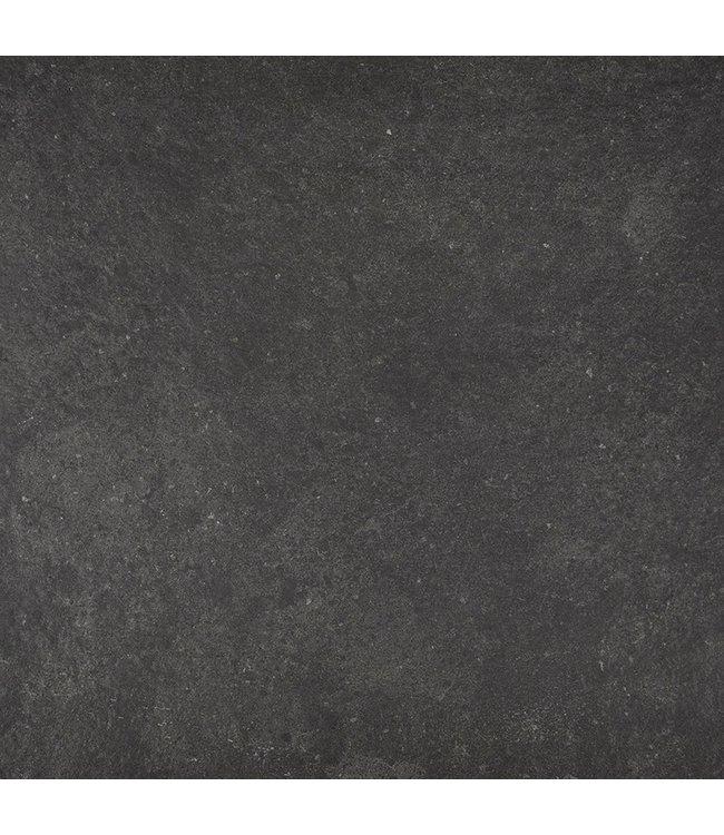 Gardenlux Ceramica Terrazza Gigant Dark Grey 59,5x59,5x2 cm (prijs per tegel)