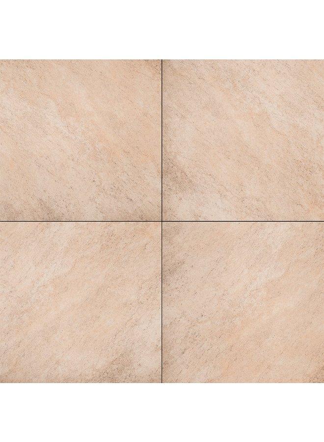Ceramica Terrazza Limestone Yellow 59,5x59,5x2 cm