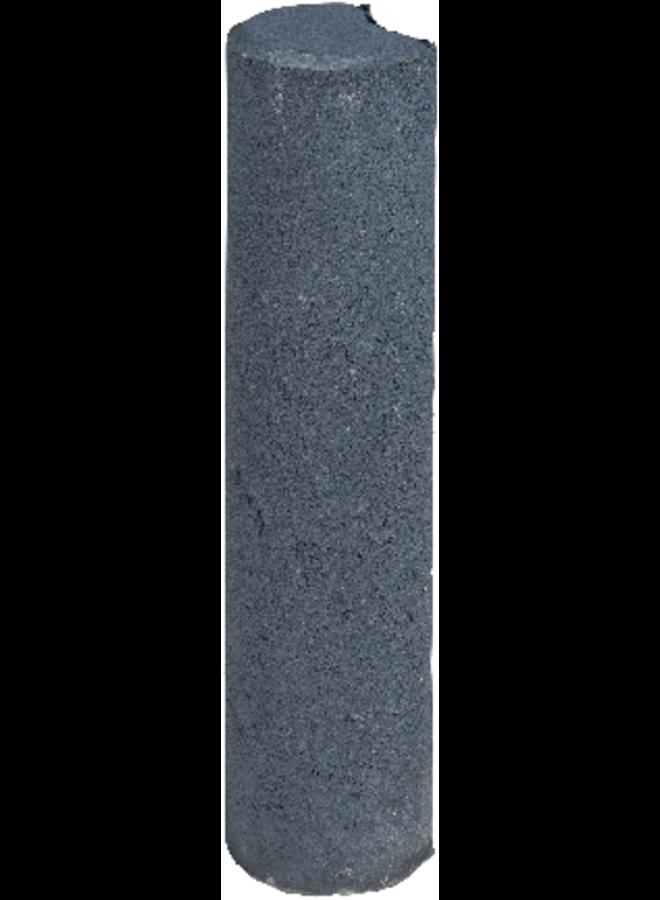 Palissaden Zwart Ø8x35 cm
