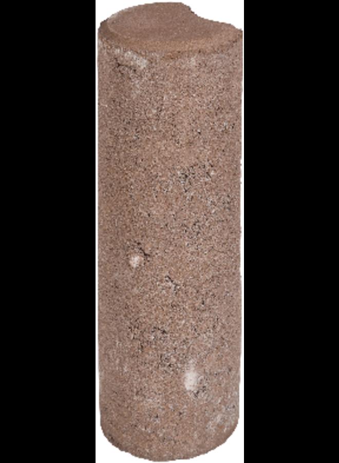 Palissaden Bruin Ø8x25 cm