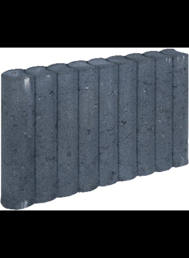 Rondo Palissadeband Zwart 8x35x50 cm