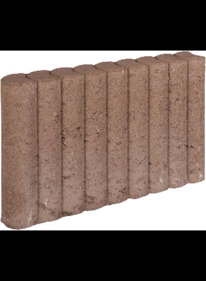 Rondo Palissadeband Bruin 8x35x50 cm