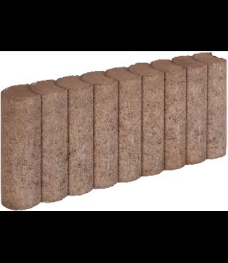 Gardenlux Rondo Palissadeband Bruin 8x25x50 cm