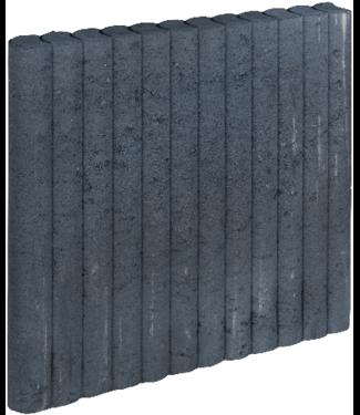 Gardenlux Mini Palissadeband Zwart 6x60x50 cm