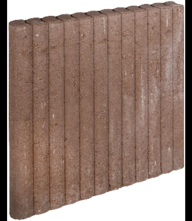 Gardenlux Mini Palissadeband Bruin 6x60x50 cm