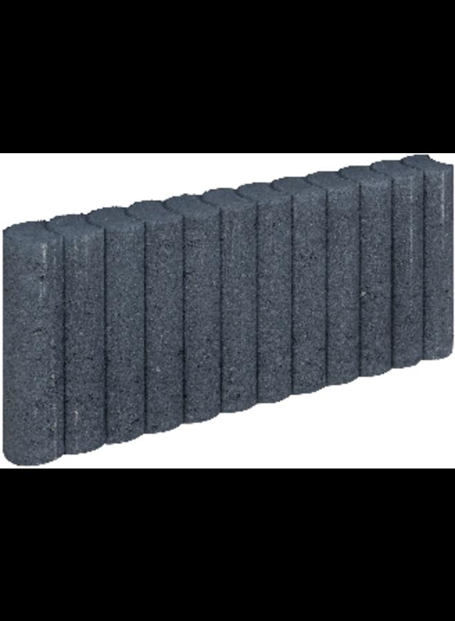 Mini Palissadeband Zwart 6x25x50 cm