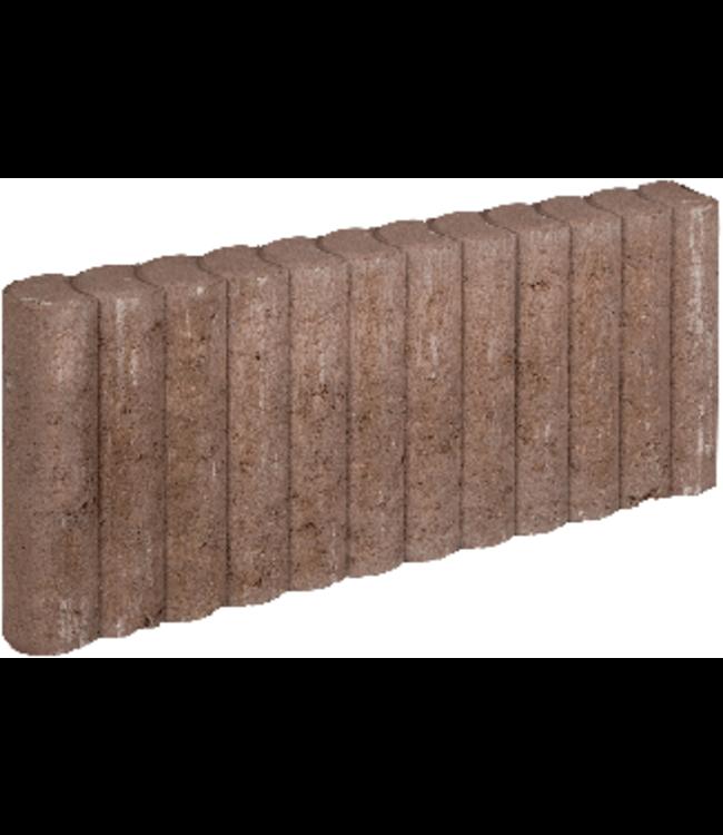 Gardenlux Mini Palissadeband Bruin 6x25x50 cm