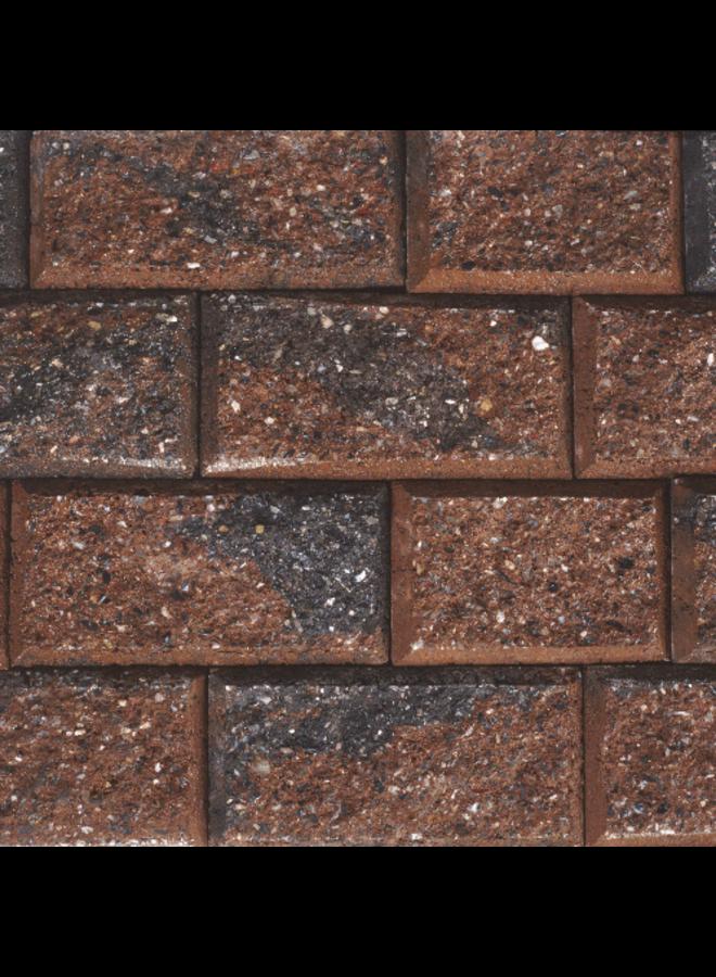 Crack En Stack Supreme 15/23x20x10 cm Rood/Zwart