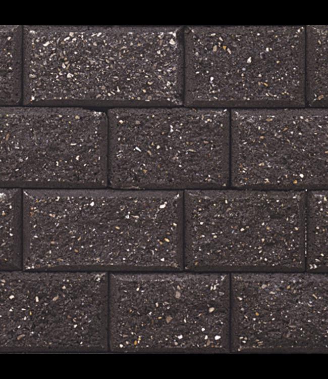 Gardenlux Crack En Stack Supreme 15/23x20x10 cm Zwart