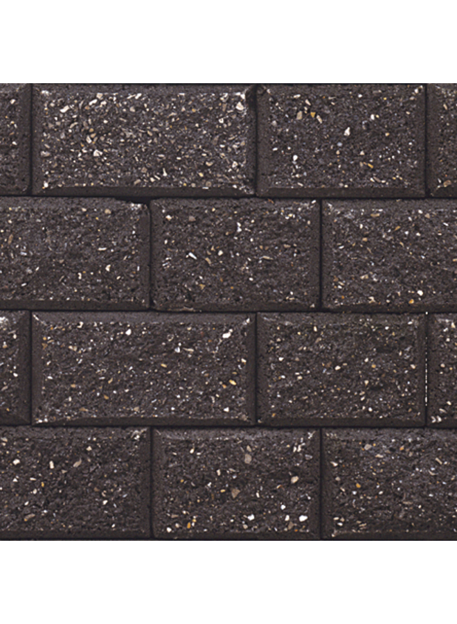 Crack En Stack Supreme 15/23x20x10 cm Zwart