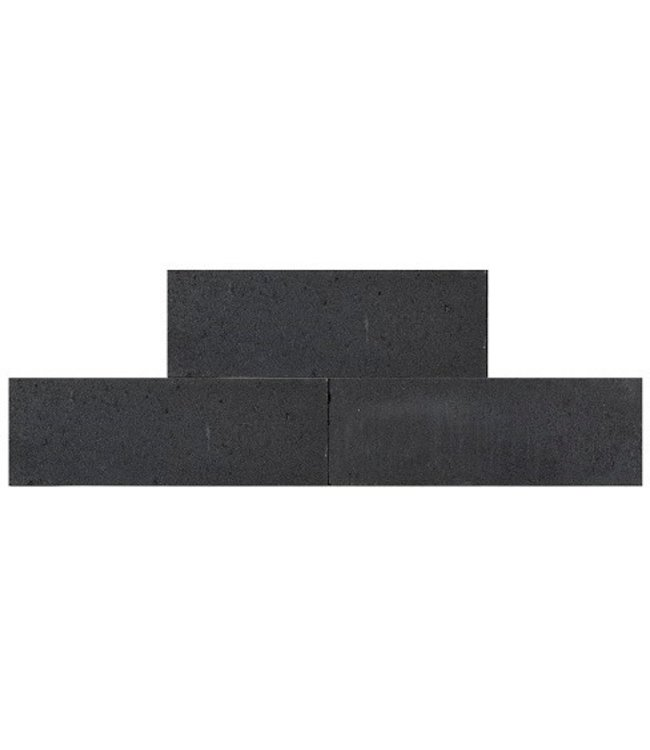 Gardenlux Classico Block 45x12,5x12,5 cm Zwart