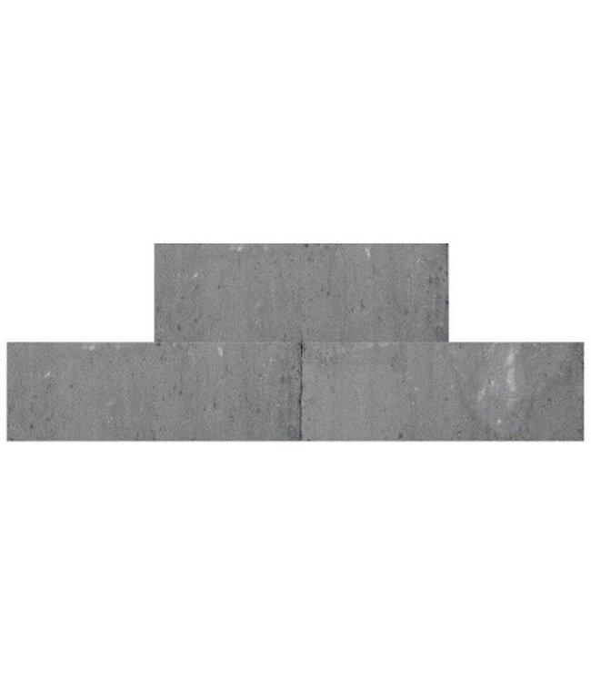 Gardenlux Classico Block 45x12,5x12,5 cm Grijs/Zwart