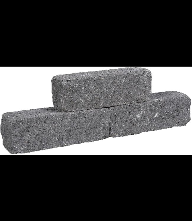 Gardenlux Rockline Walling 37,5x12,5x12,5 cm Antraciet