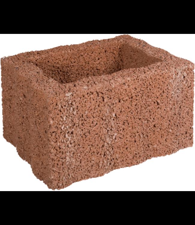 Gardenlux Ridgeflor Middel 40x30x25 cm Bruin