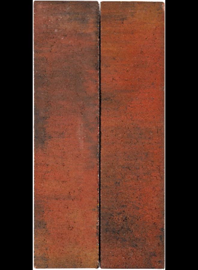 Tegula Palissaden 11x14x60 cm Herfst genuanceerd