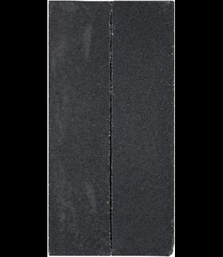 Gardenlux Tegula Palissaden 11x14x60 cm Zwart