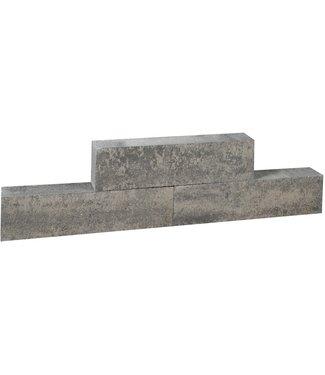 Gardenlux Forto Walling 60x10x10 cm Grijs/Zwart