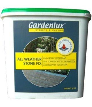 Gardenlux Gardenlux All Weather Stonefix emmer 15kg