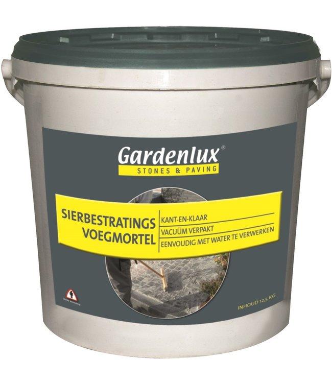 Gardenlux Sierbestratingsvoegmortel Kant-en-Klaar emmer 12,5 kg Zandkleur