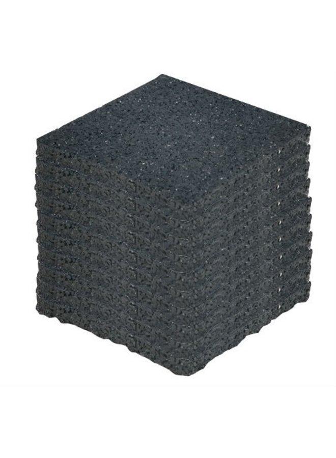 Pavingfix Tegeldrager per pak van 10 stuks 10x10x1 cm