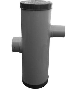 Hydroblob Hydroblob Zandvangput met loofscheider ZVP-PD 615H Ø20cm,in- en uitlaatØ100mm
