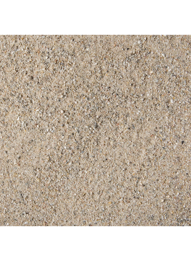 Metselzand 0-3 mm (BigBag á 0,5 m³)