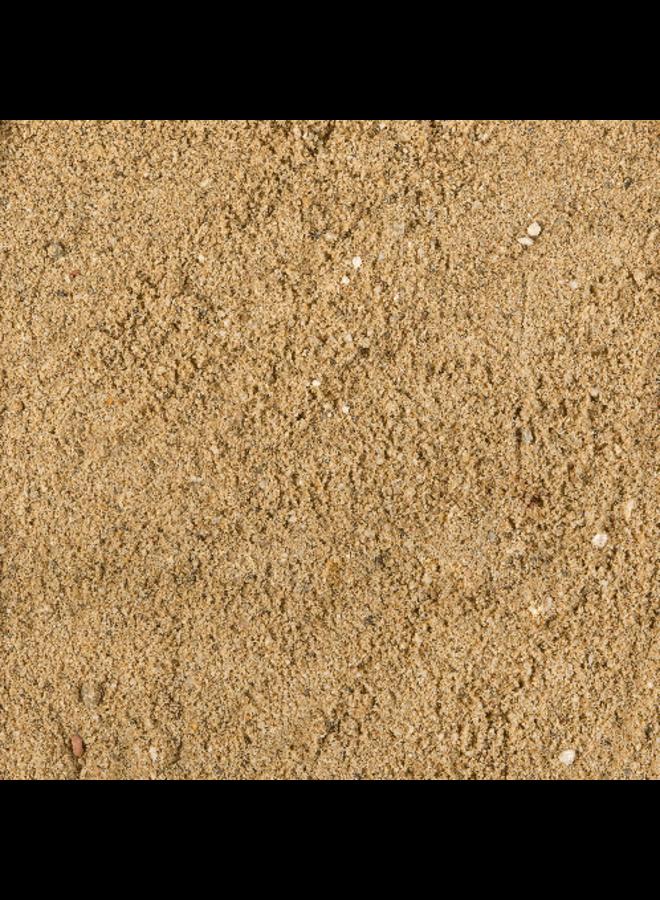 Brekerzand 0-3 mm (BigBag á 0,5 m³)