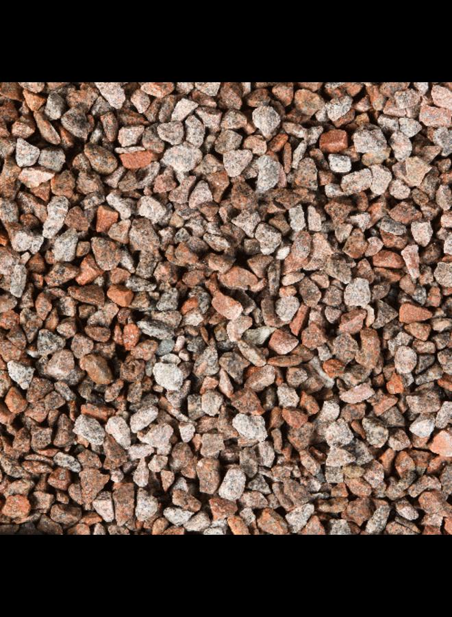 Graniet Split 8-16 mm (BigBag á 0,5 m³)
