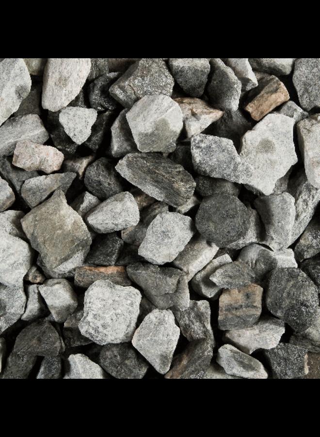 20 kg Graniet Brokken 40-70 mm