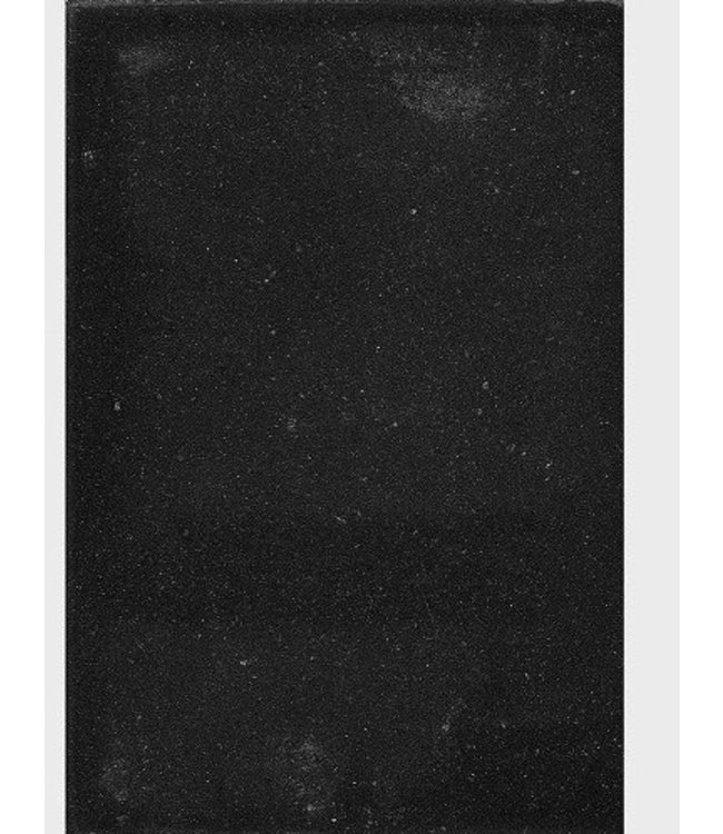 Gardenlux Betontegel Zwart 40x60x5 cm (prijs per tegel)