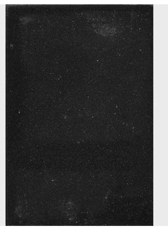 Betontegel Zwart 40x60x5 cm