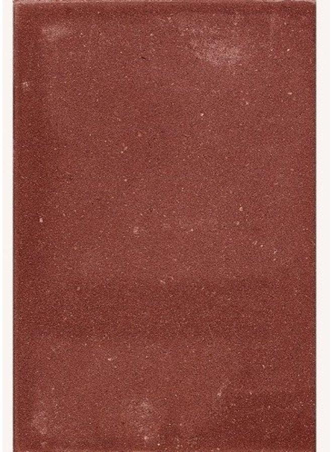 Betontegel Rood 40x60x5 cm
