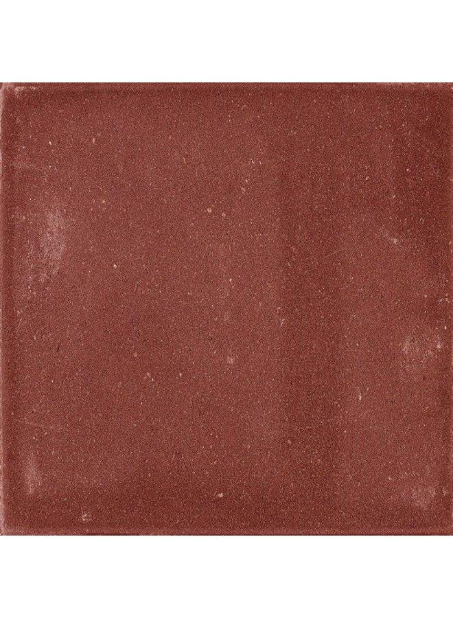 Betontegel Rood 30x30x4,5 cm (prijs per tegel)