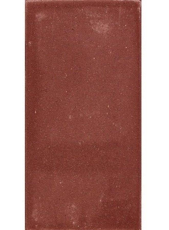 Betontegel Rood 15x30x4,5 cm