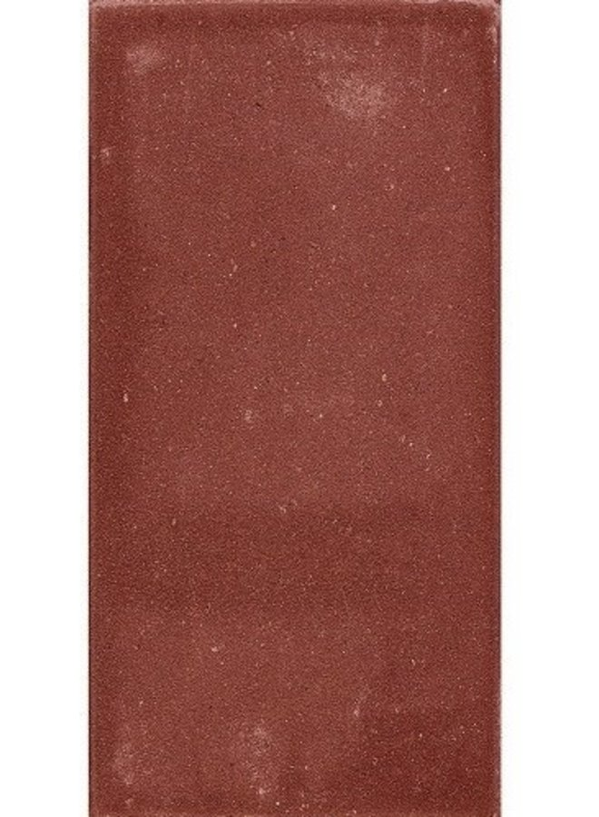 Betontegel Rood 15x30x4,5 cm (prijs per tegel)