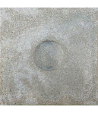 Gardenlux Knikkerpottegel Grijs 30x30x6 cm