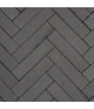 Gardenlux Sierbetonklinkers Waalformaat 5x20x6 cm Zwart
