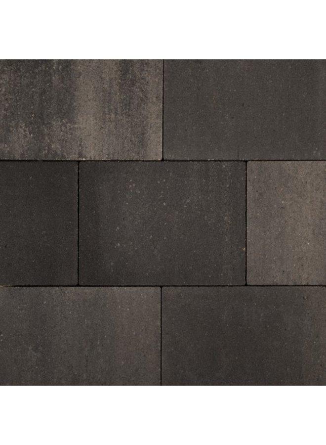 Naturo 20x30x5 cm Grijs/Zwart (prijs per m²)