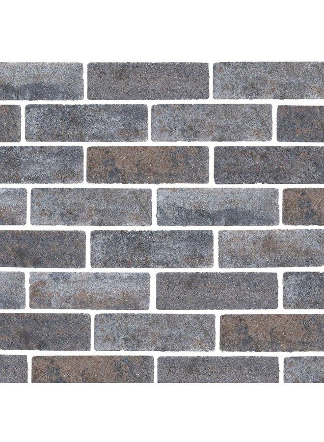Waterpasserende Eco Bricks Maeslant 7x21x8 cm