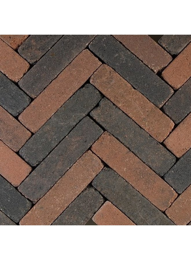 Pebblestones Porthleven 5x20x8 cm (prijs per laag van 0,7m²)