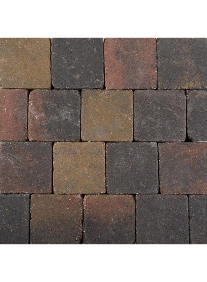 Pebblestones Loe Bar 15x15x6 cm (prijs per laag van 1,01m²)