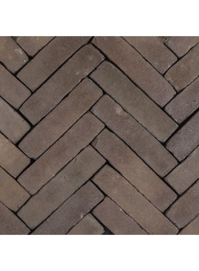 Gebakken Waalformaat Polderbruin 5x20x6,5 cm (prijs per laag van 0,98m²)