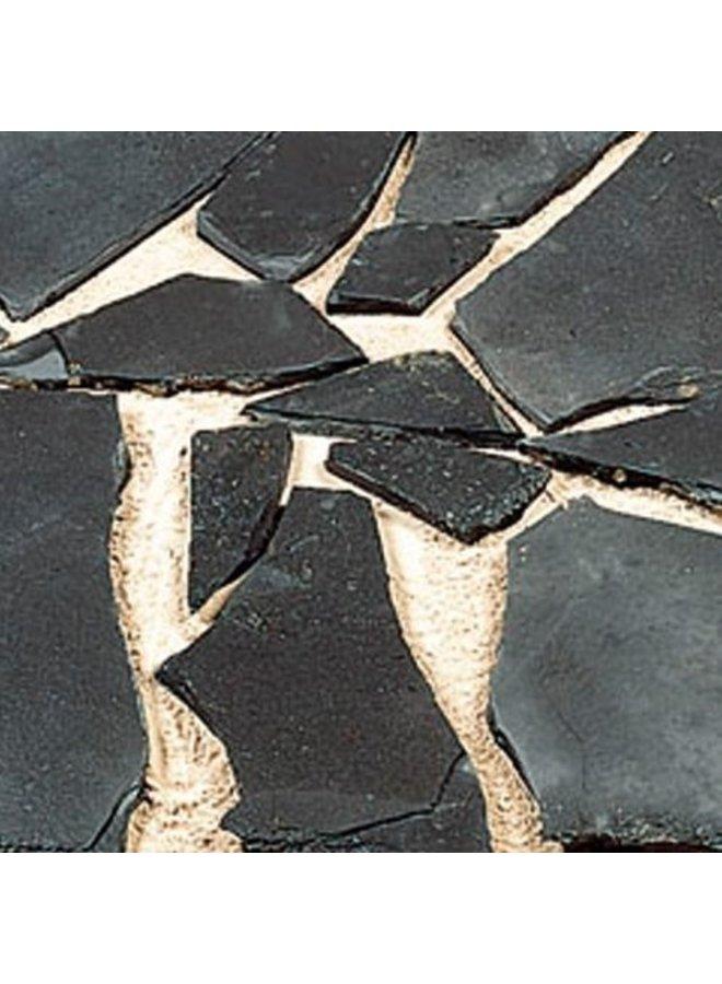 Flagstones Black Pearl 2-3cm dik